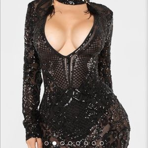 Fashion Nova Sexy Dress